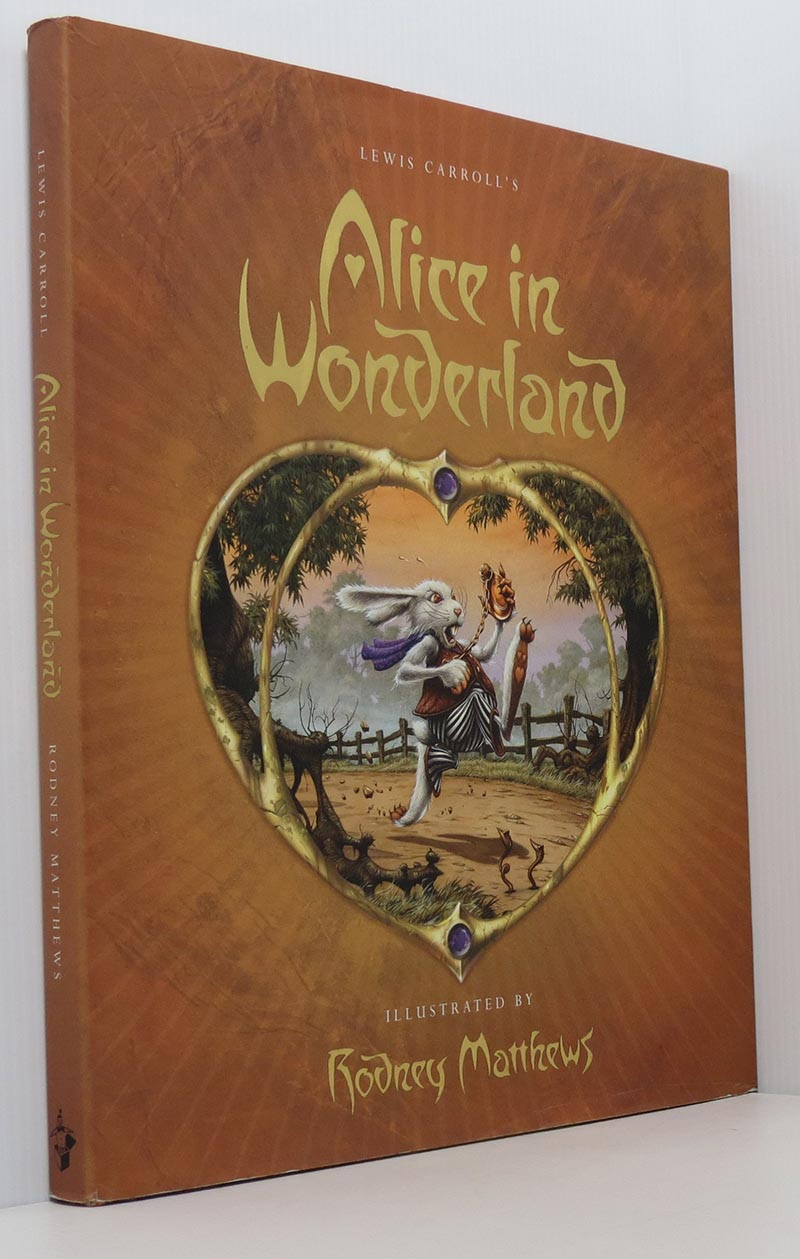 Image for Alice In Wonderland Illustrated  by Rodney Mathews