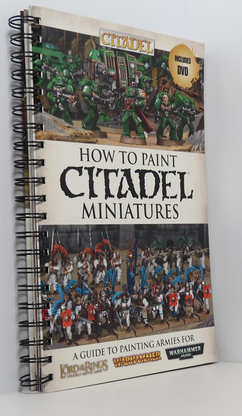 Image for How to Paint Citadel Miniatures (DVD present)