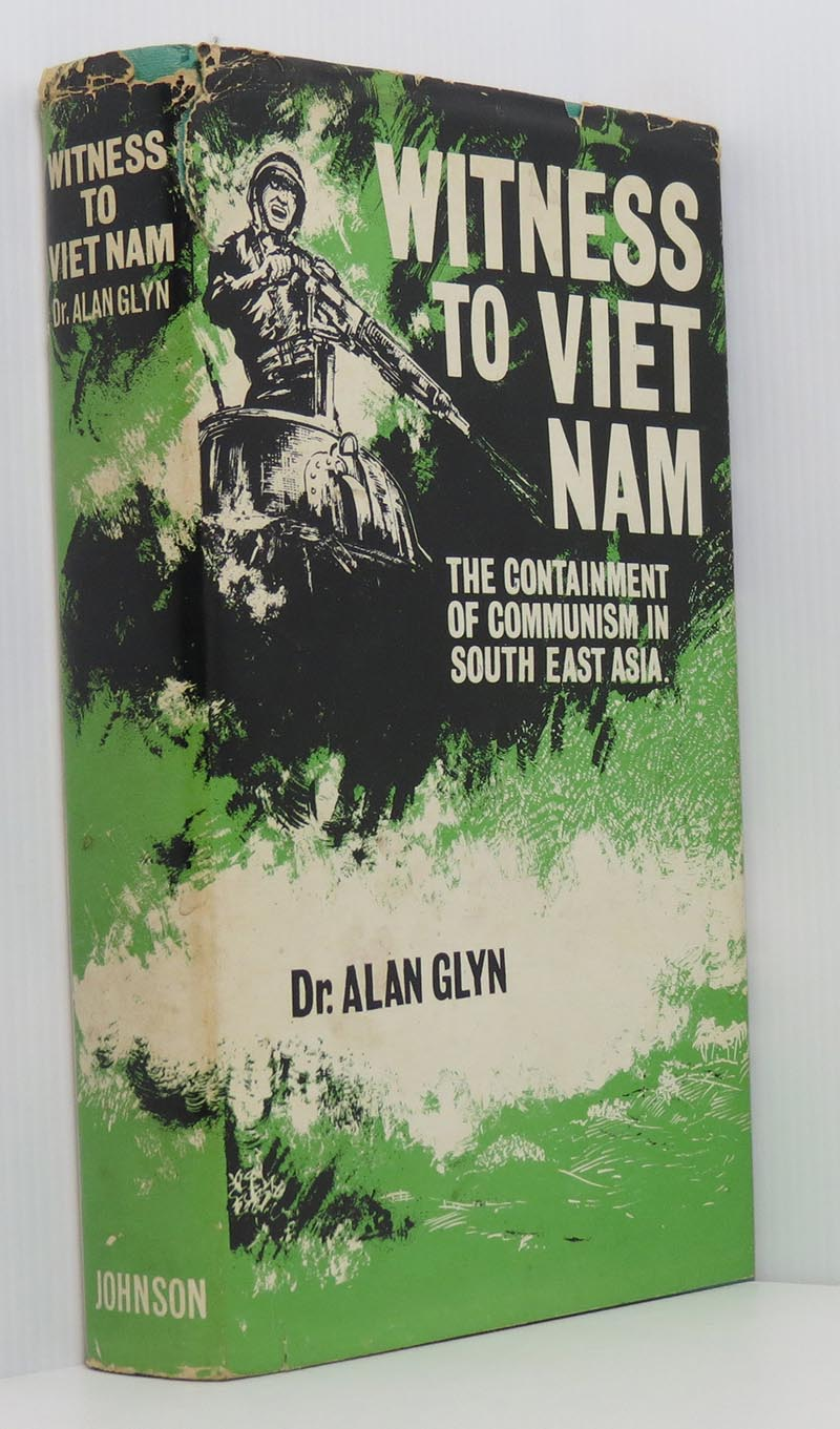 Image for Witness to Viet Nam The Containment of Communism in South East Asia (inscribed by author)