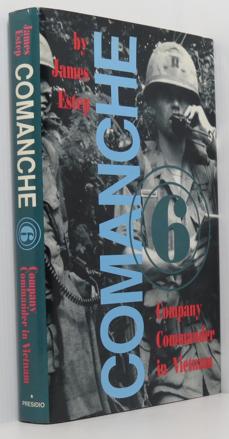 Image for Commanche Six: Company Commander in Vietnam