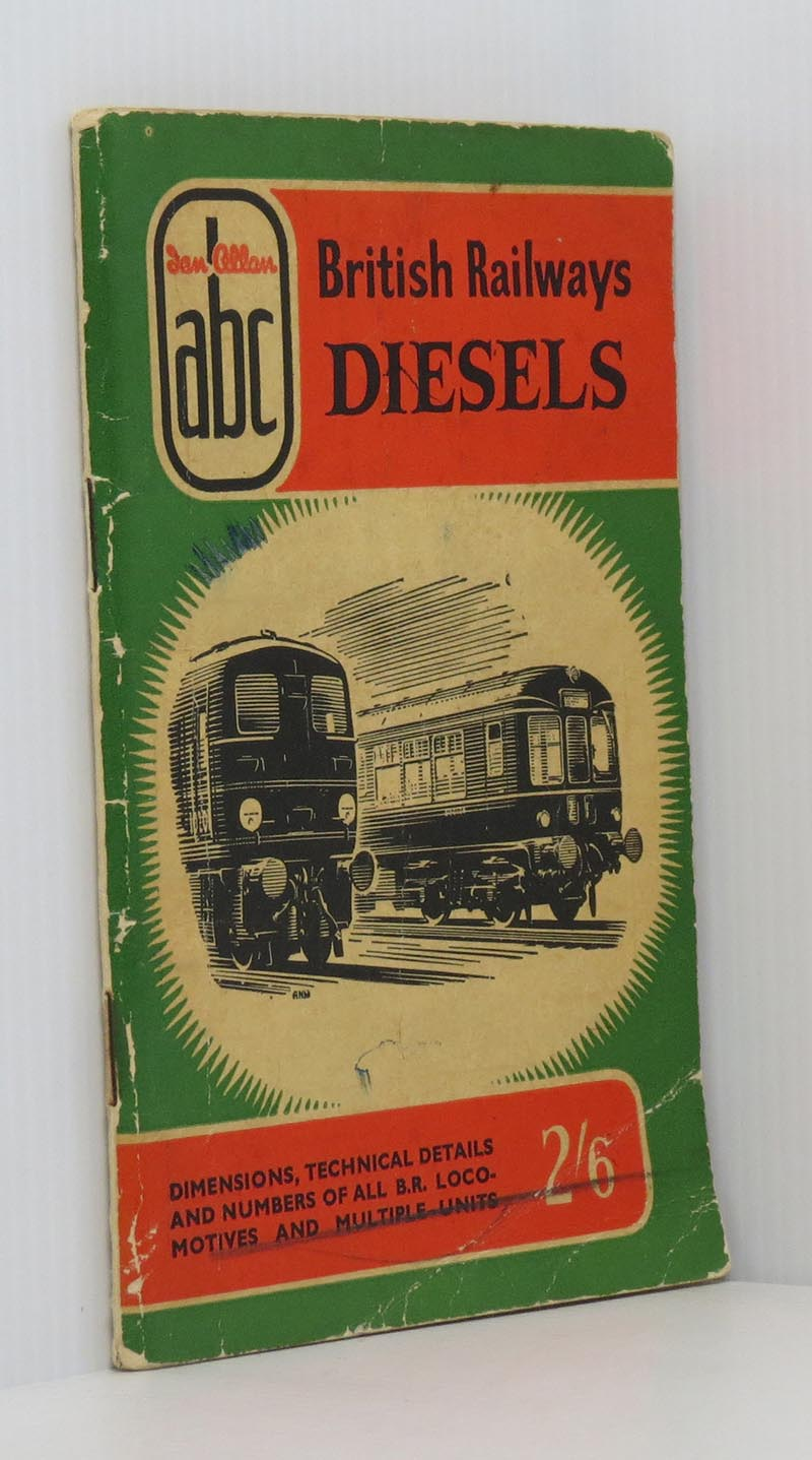 Image for ABC British Railways Diesels 1958 Edition (Nov 1957)