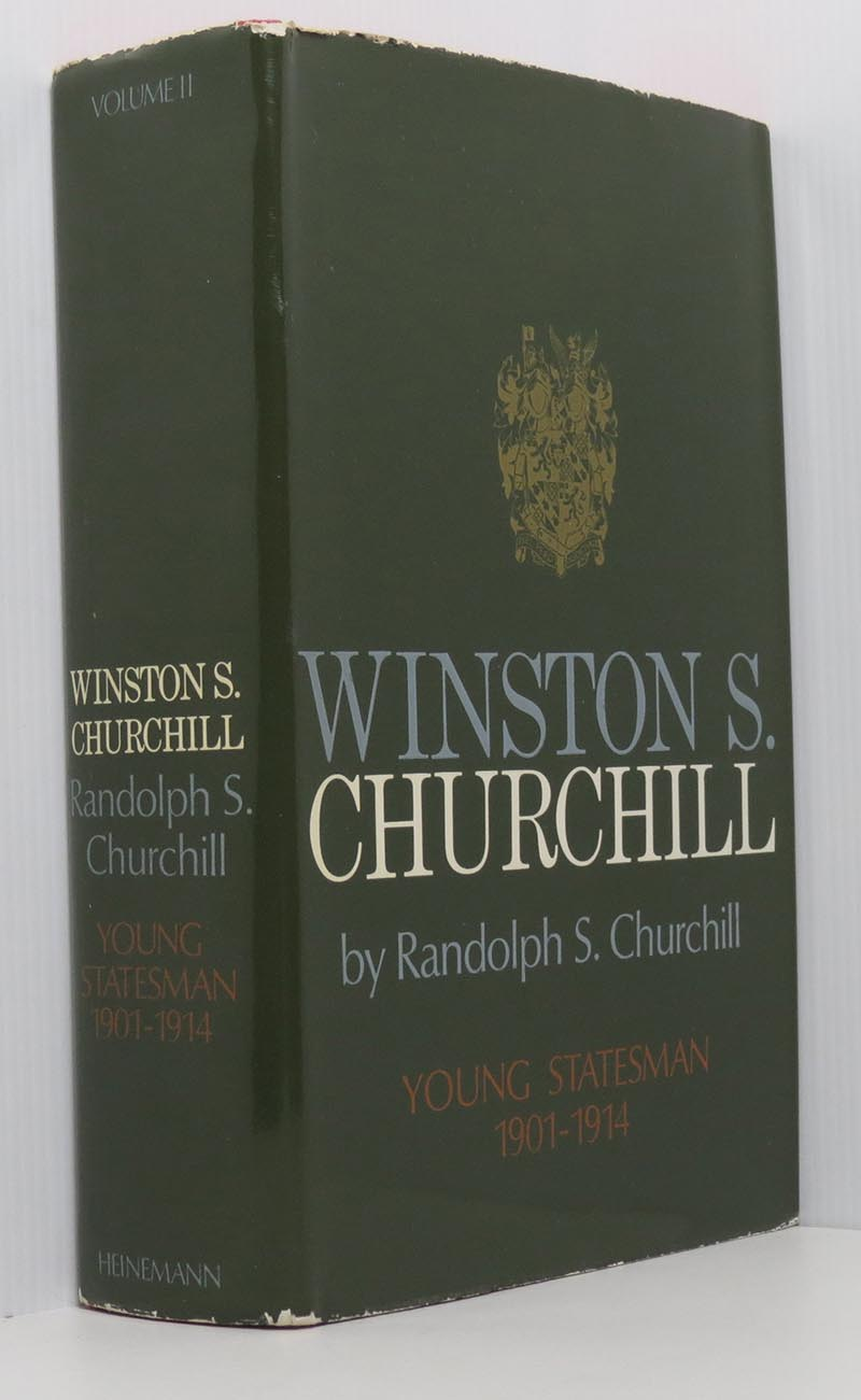 Image for Winston S. Churchill. Volume II. Young Statesman 1901-1914