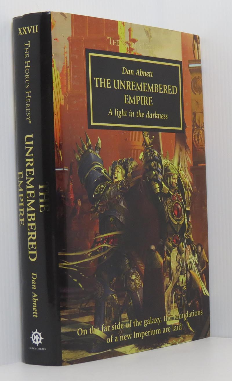 Image for The Unremembered Empire: A Light in the Darkness - The Horus Heresy #27 Collectors Edition Warhammer 40,000