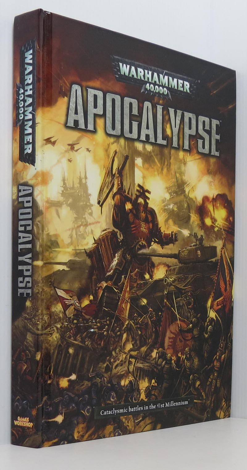 Image for Warhammer 40000: Apocalypse