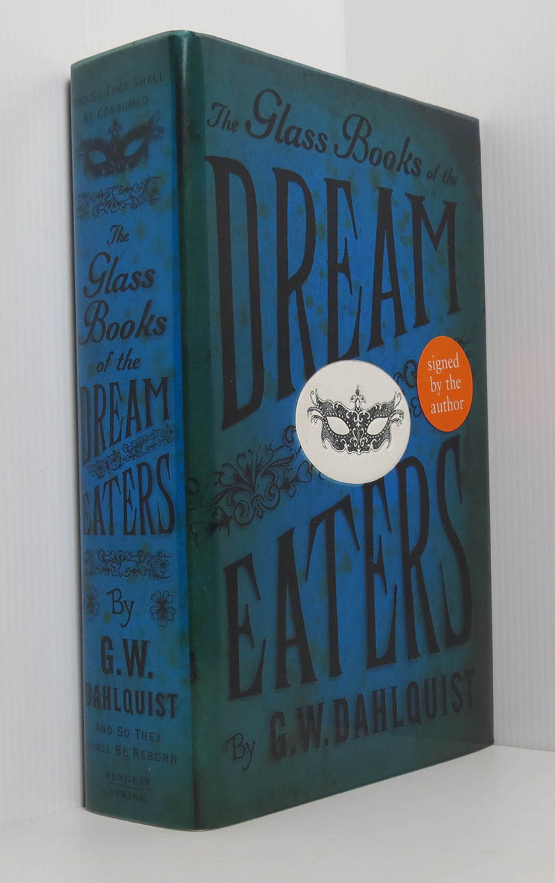 Image for The Glass Books of the Dream Eaters (signed)