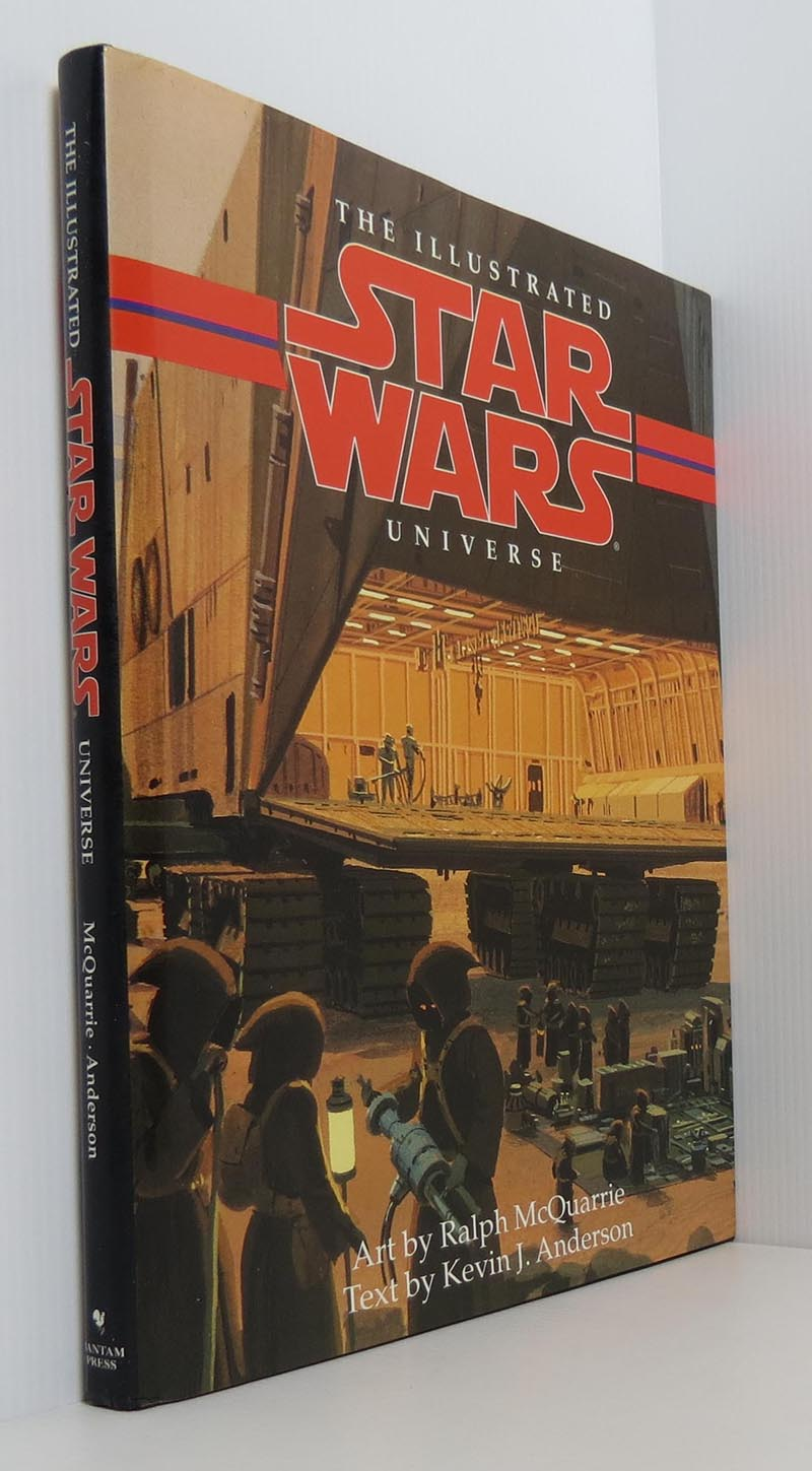 Image for The Illustrated Star Wars Universe