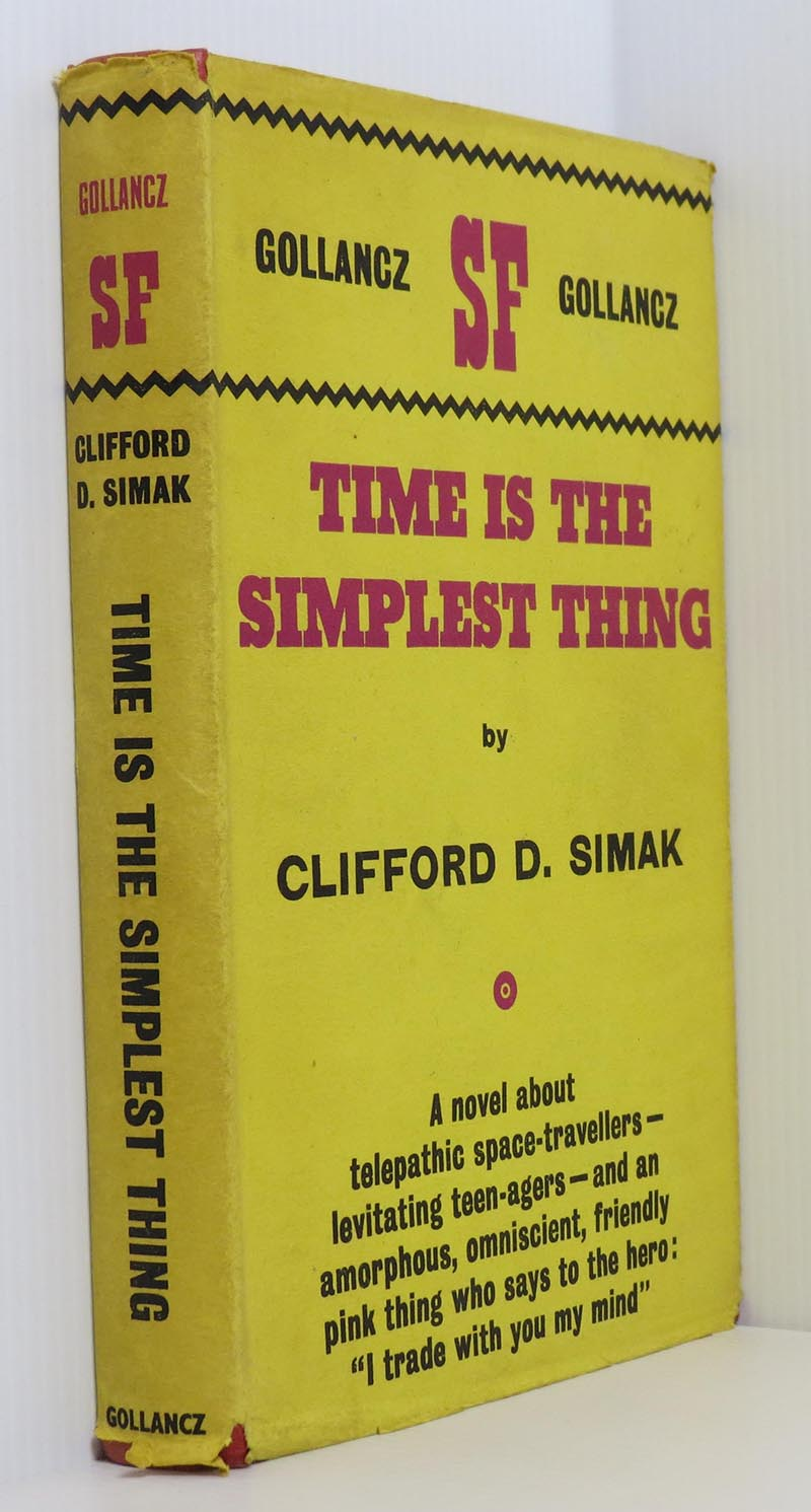 Image for Time Is The Simplest Thing