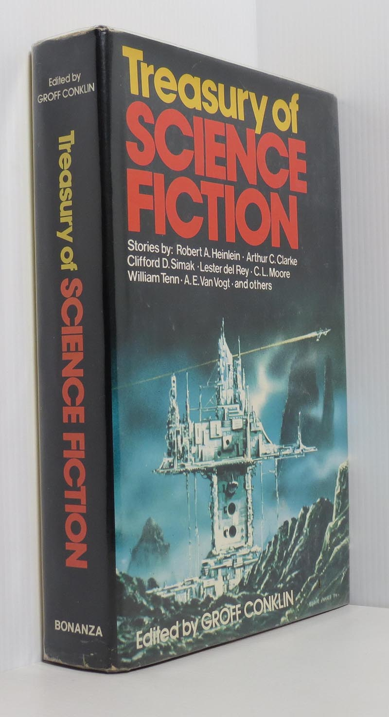 Image for A Treasury of Science Fiction