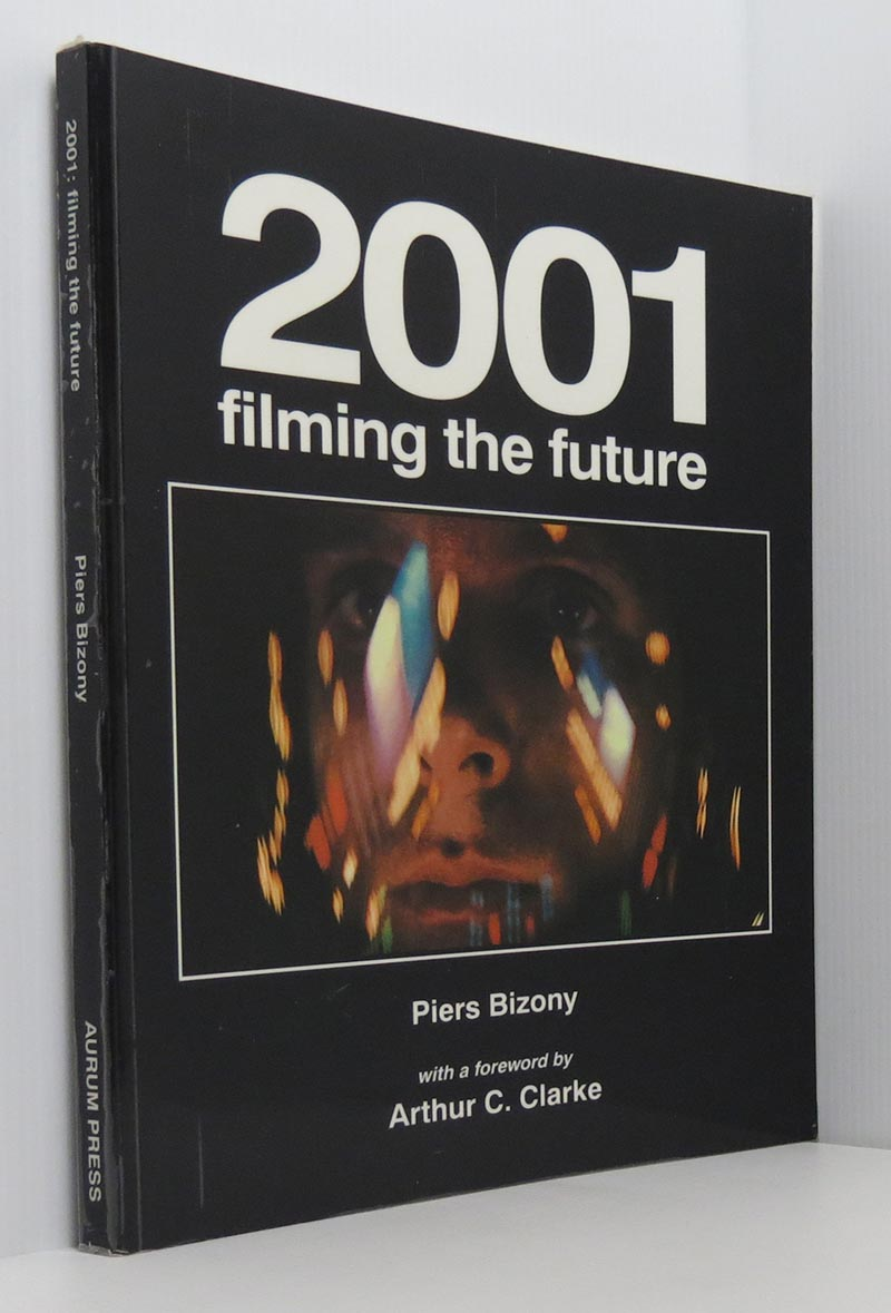 Image for 2001 Filming The Future