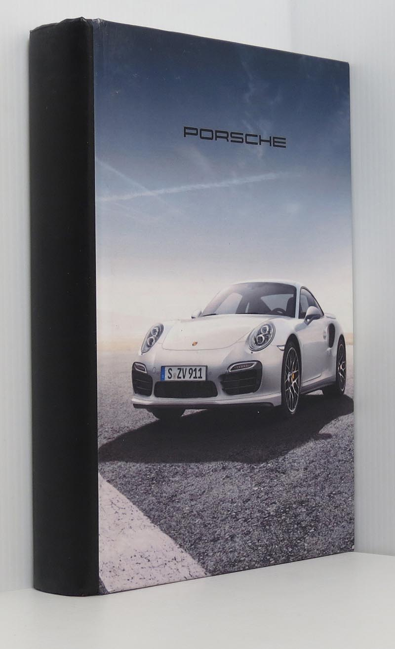 Image for Porsche 911 Turbo S (Type 991) Porsche Pamamera GII Participants Workbook (rare internal training sales manual)