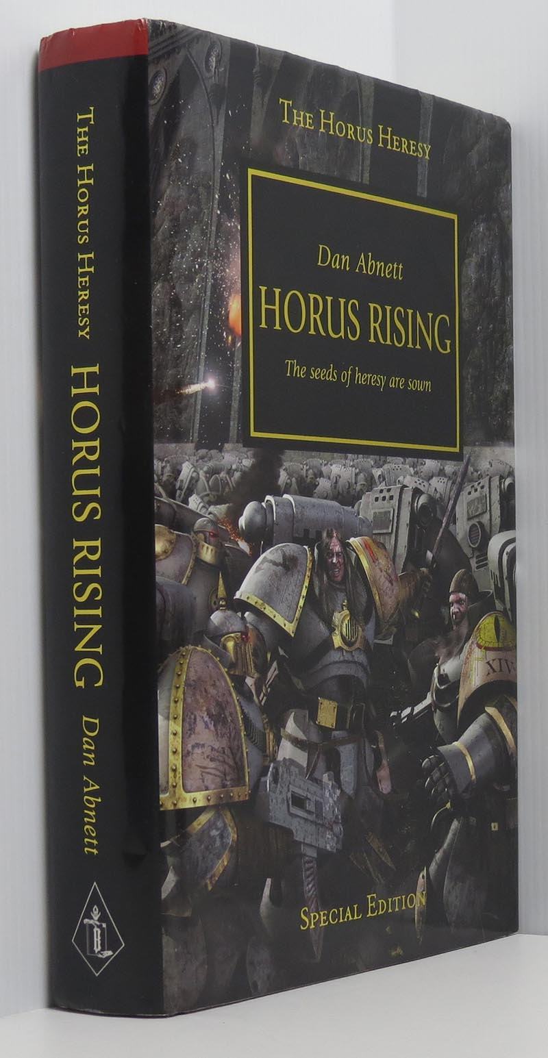 Image for Horus Rising: Special Edition (Hardcover) (Horus Heresy, #1)