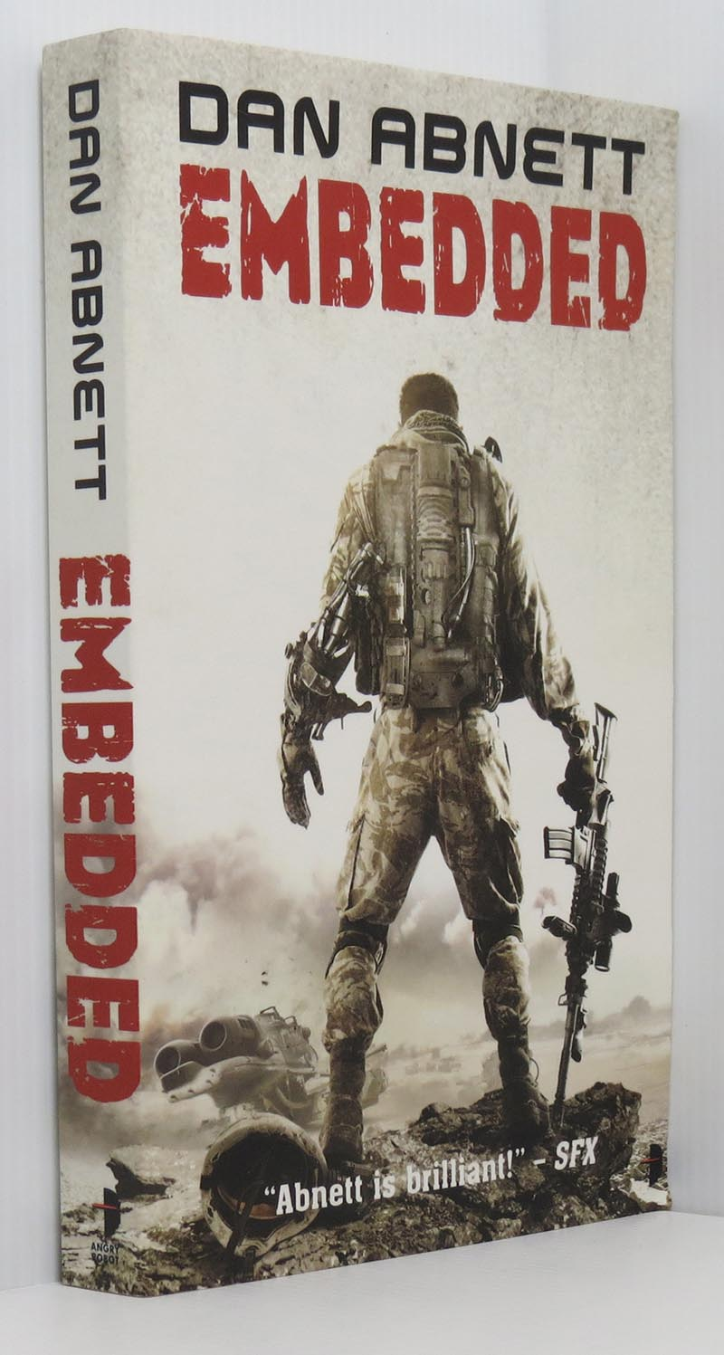 Image for Embedded (signed PB)