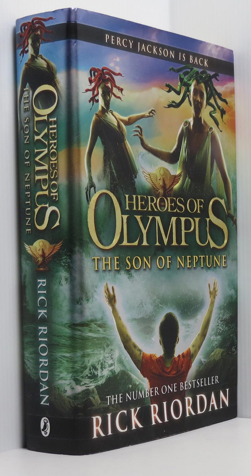 Image for The Son of Neptune (Heroes of Olympus Book 2)