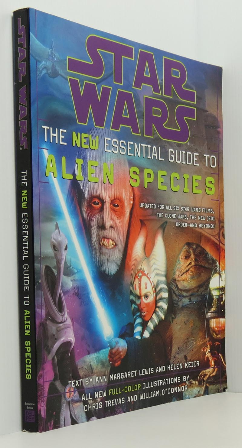 Image for Star Wars: The New Essential Guide to Alien Species