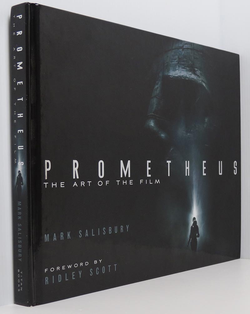 Image for Prometheus: The Art of the Film