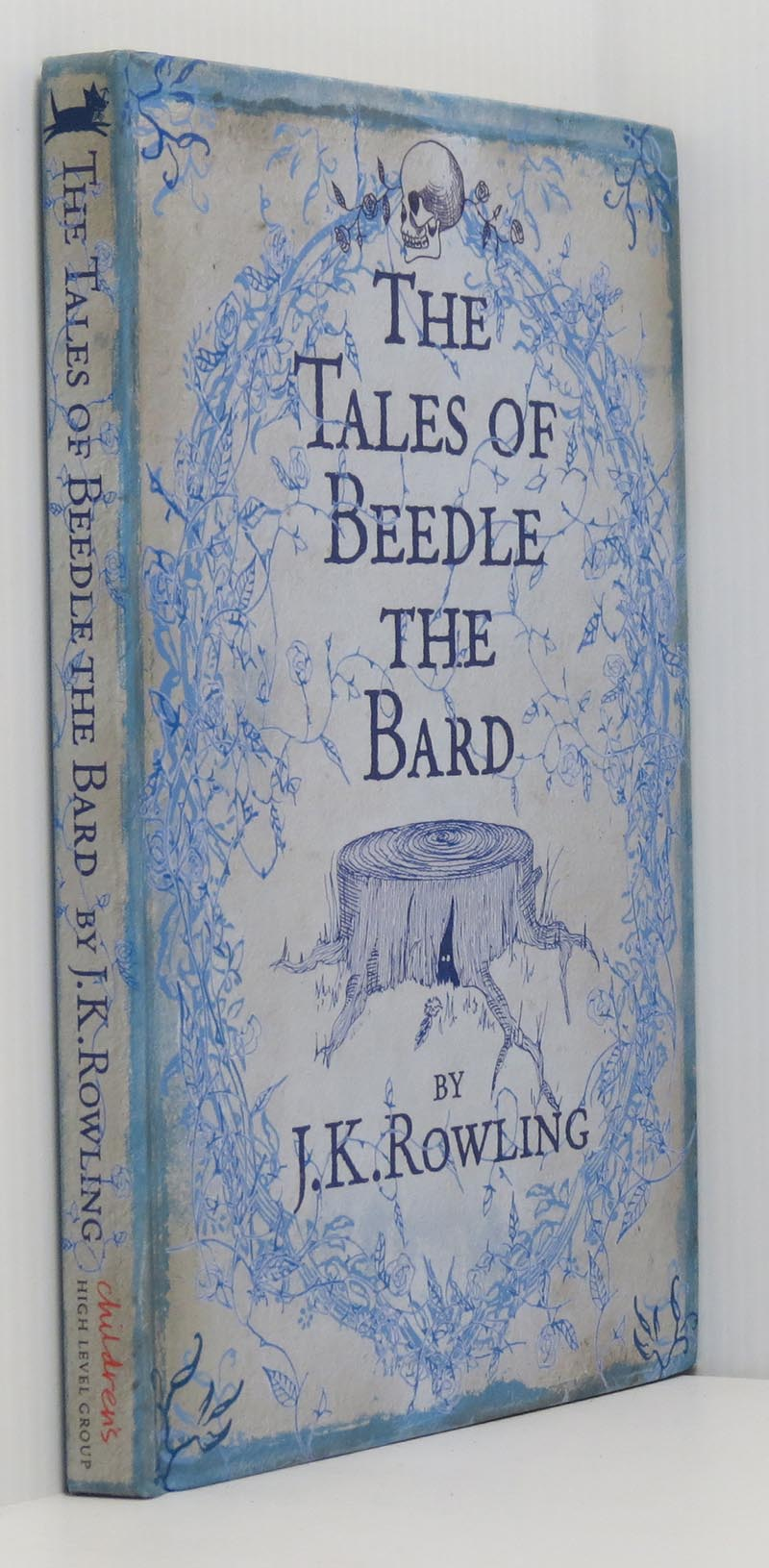 Image for The Tales of Beedle the Bard Translated from the Original Runes By Hermione Granger