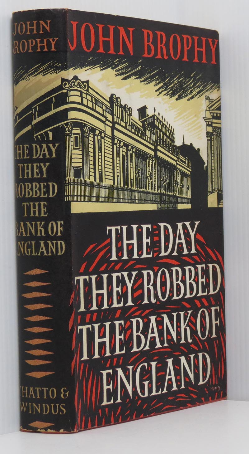 Image for The Day They Robbed The Bank of England