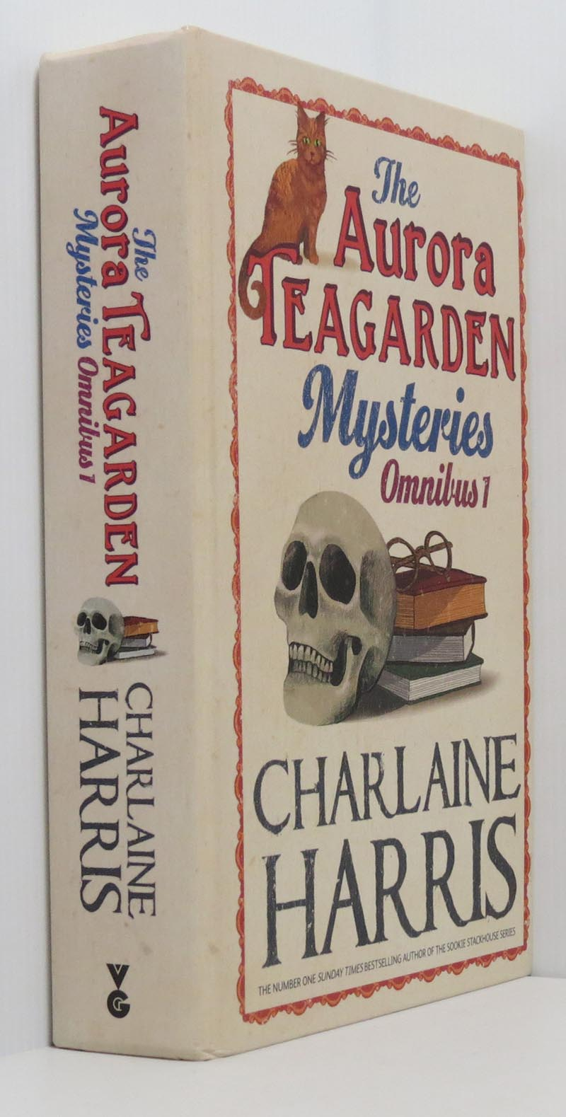 Image for The Aurora Teagarden Mysteries: Omnibus: Volume 1: Real Murders; A Bone to Pick; Three Bedrooms One Corpse; The Julius House (Aurora Teagarden Mystery)