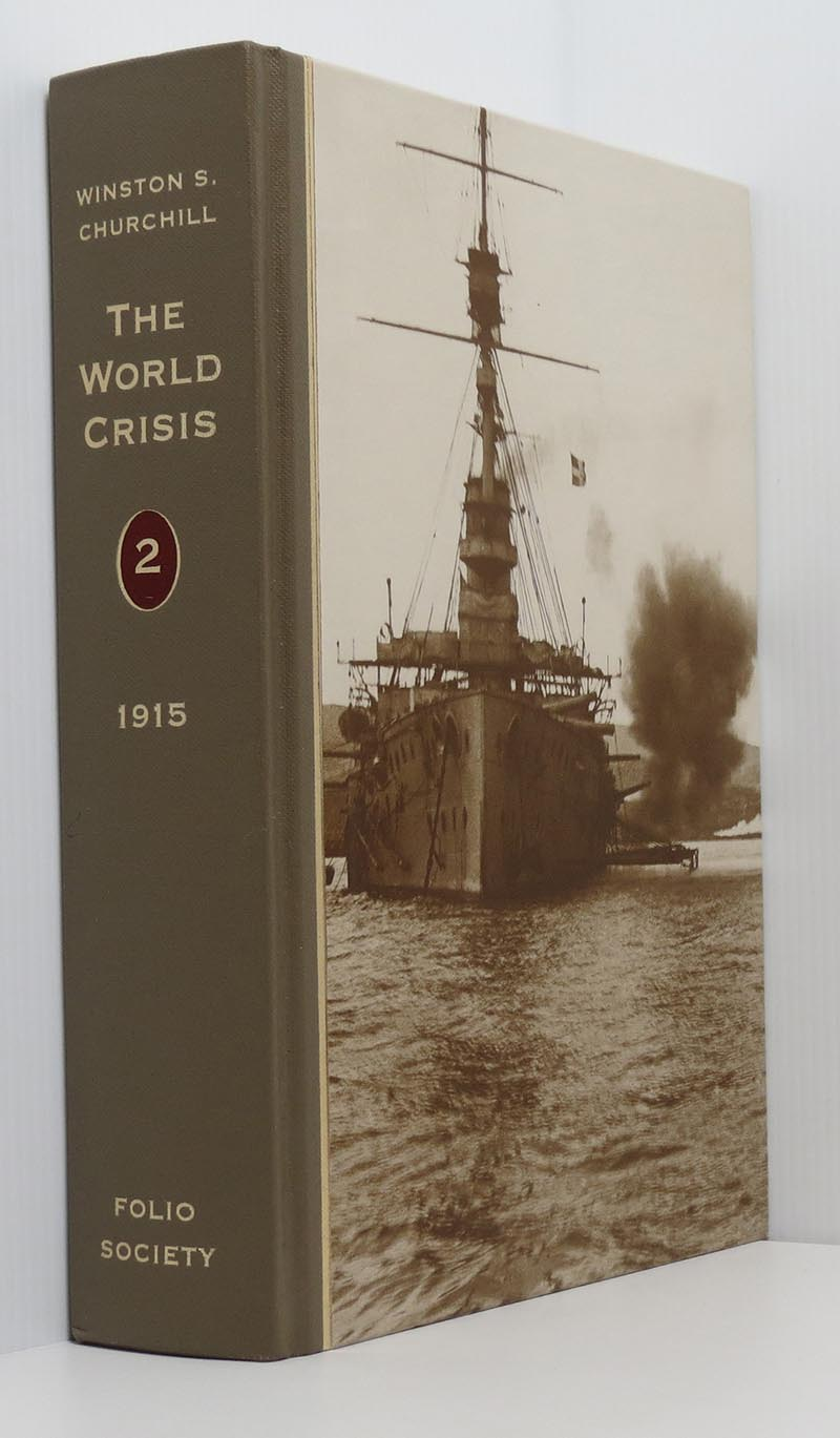 Image for The World Crisis 1915 (Volume 2 of set)