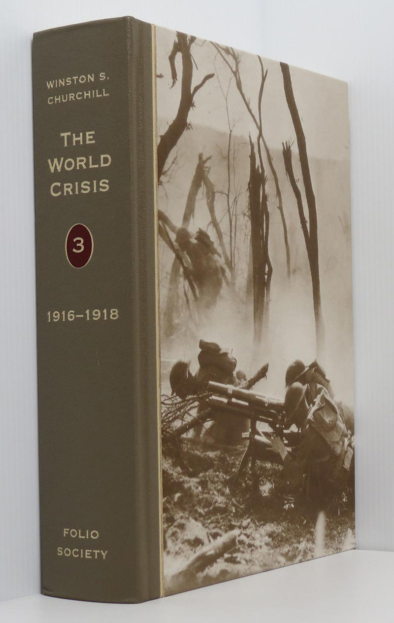 Image for The World Crisis 1916-1918  (Volume 3 of set)