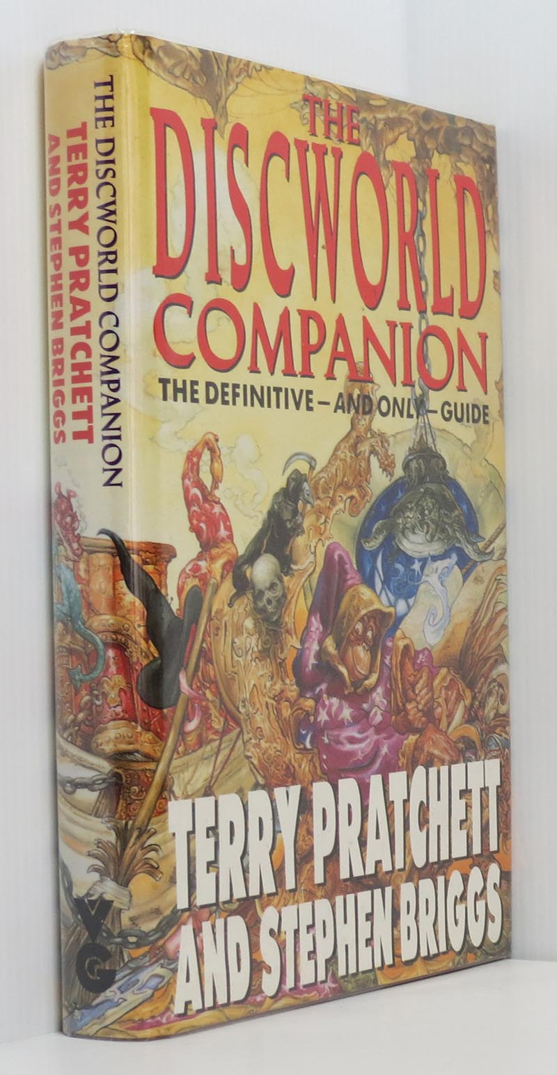 Image for The Discworld Companion