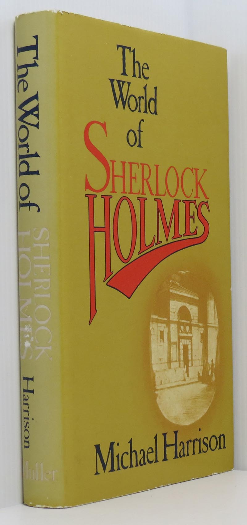Image for The World of Sherlock Holmes