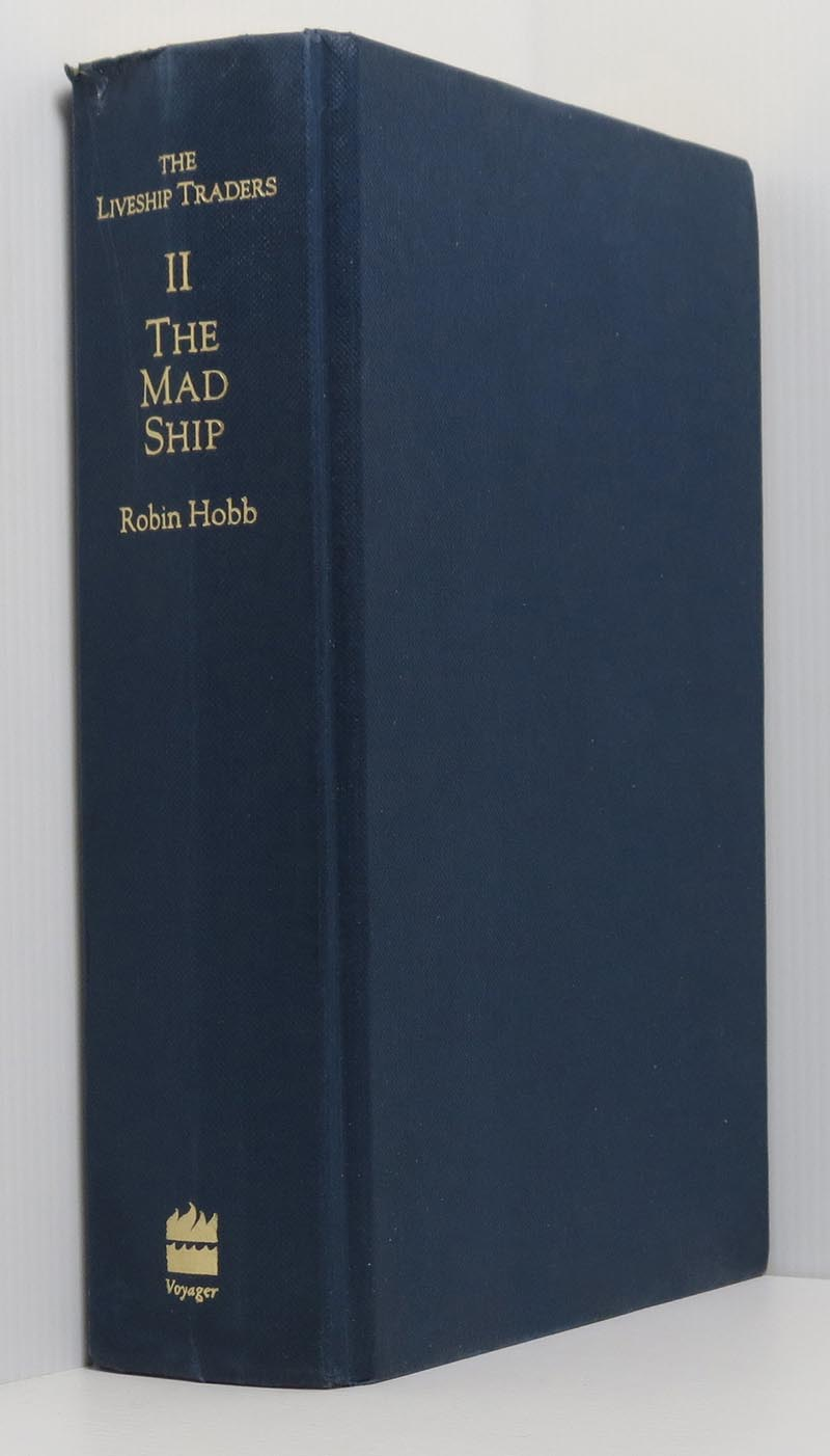 Image for The Mad Ship : Book 2 of The Liveship Traders