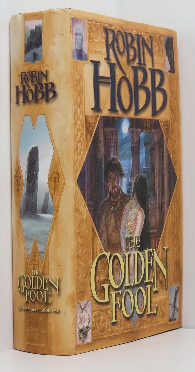 Image for The Golden Fool: The Tawny Man Book 2 (BCA)