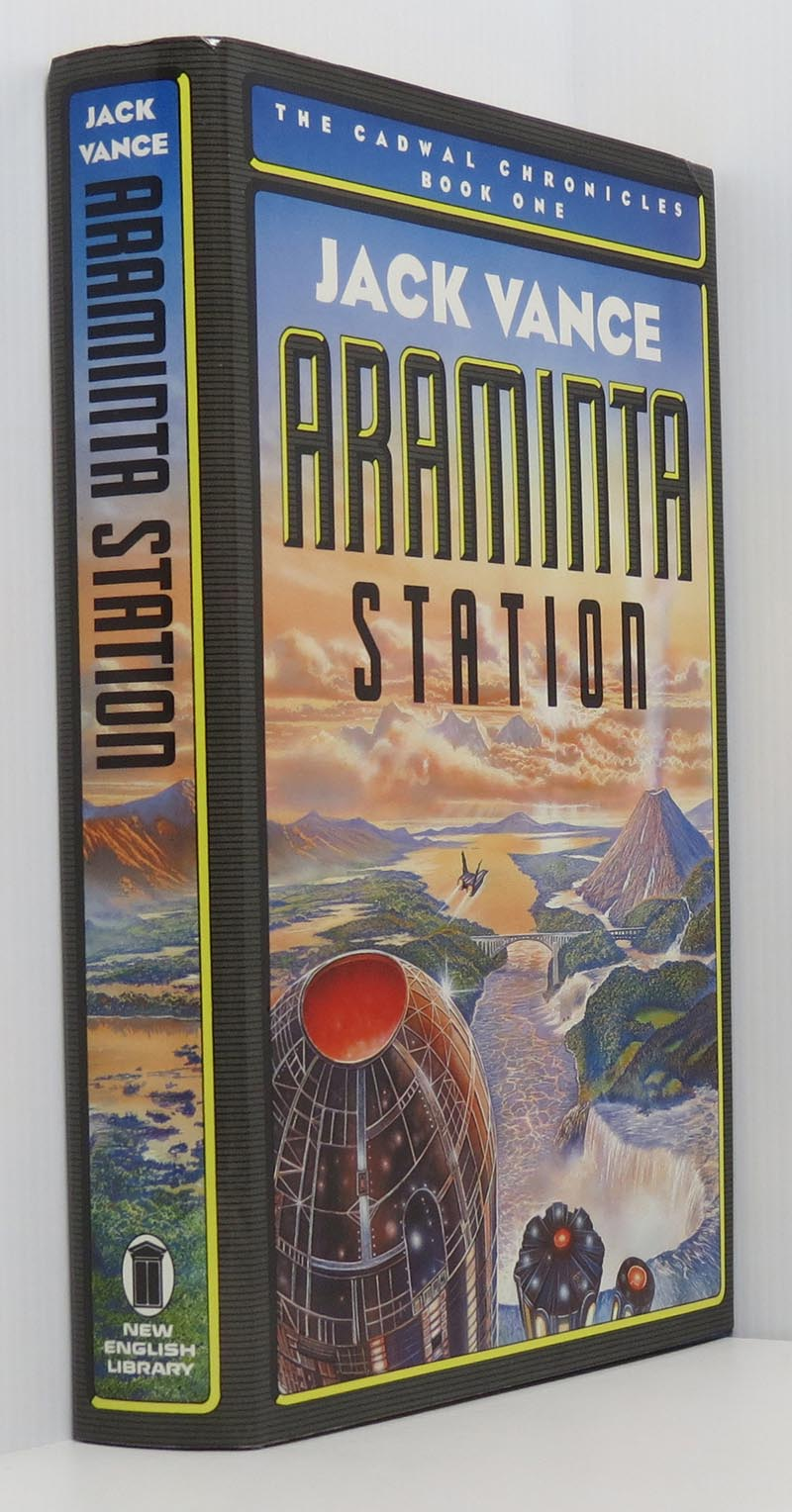 Image for Araminta Station (Cadwal Chronicles book 1)
