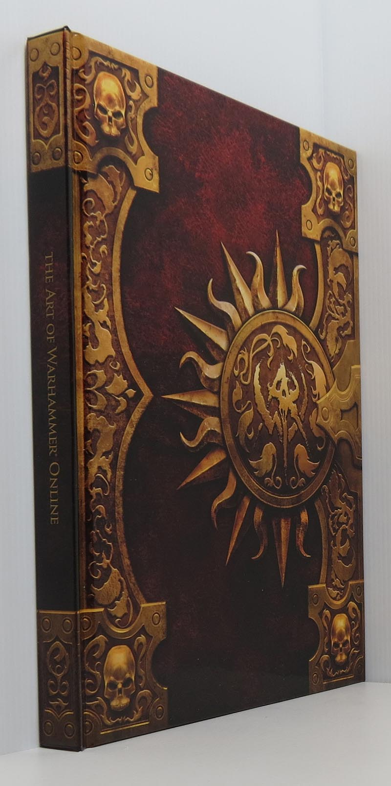 Image for Warhammer Online. Age of Reckoning. The Art of Warhammer Online