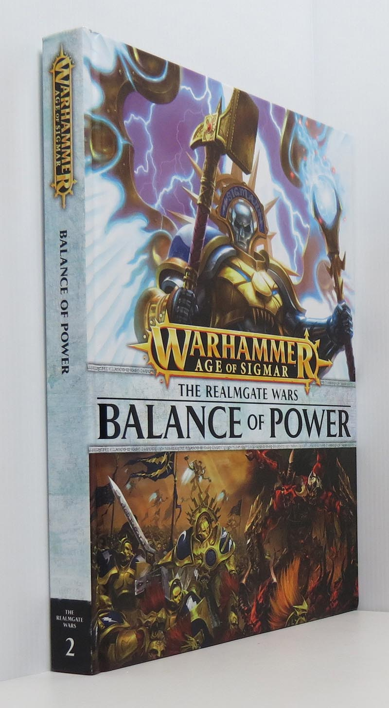 Image for Warhammer Age of Sigmar - Balance of Power The Realmgate Wars Book 2