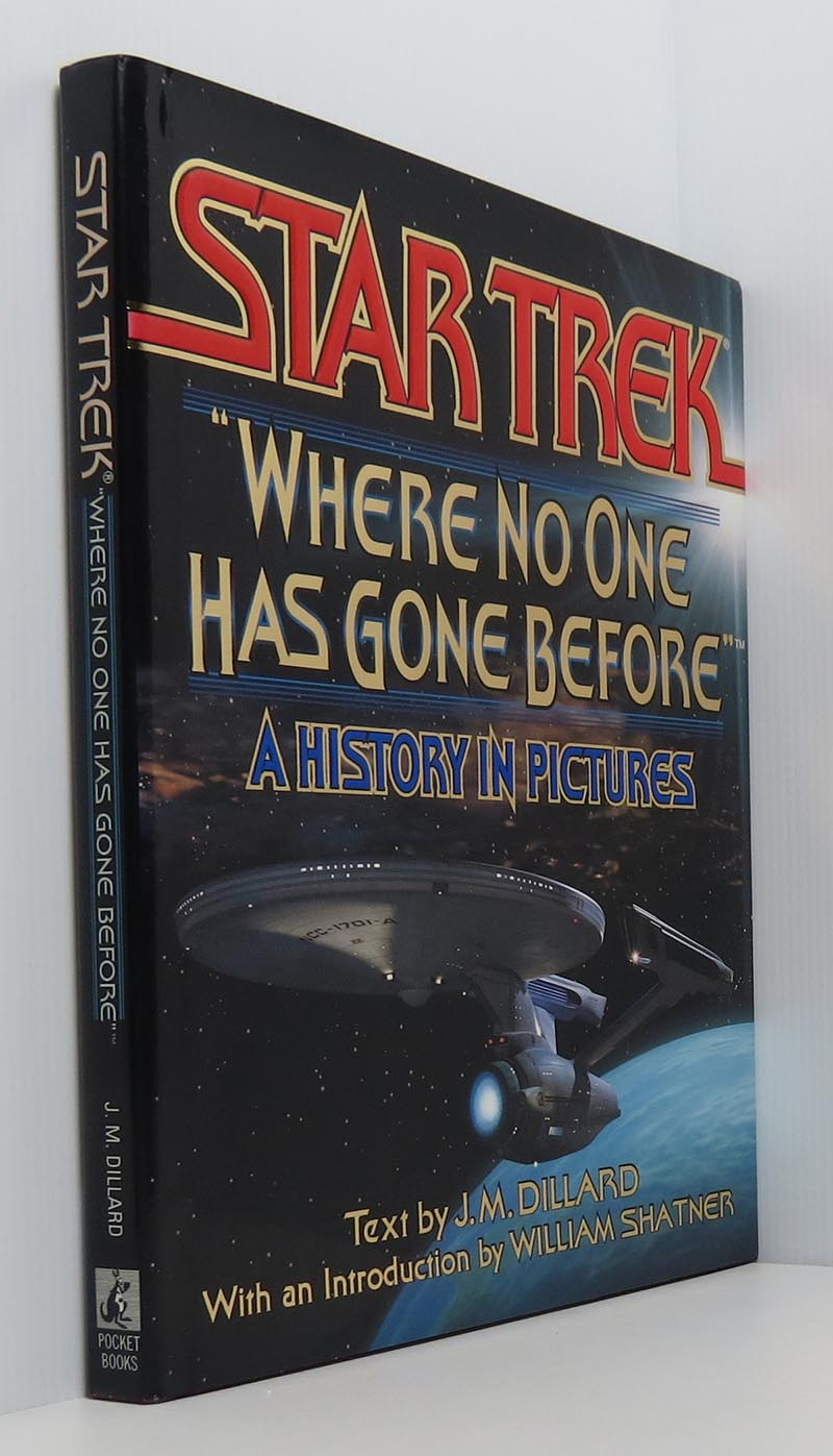Image for Star Trek: Where No One Has Gone Before: a History in Pictures