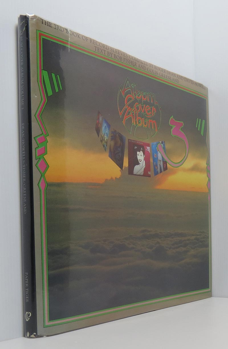 Image for Album Cover Album Three (Album Cover Series, Vol 3) Album Art
