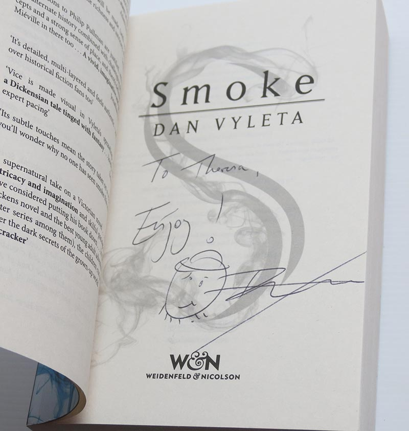 Image for Smoke (Signed PB)
