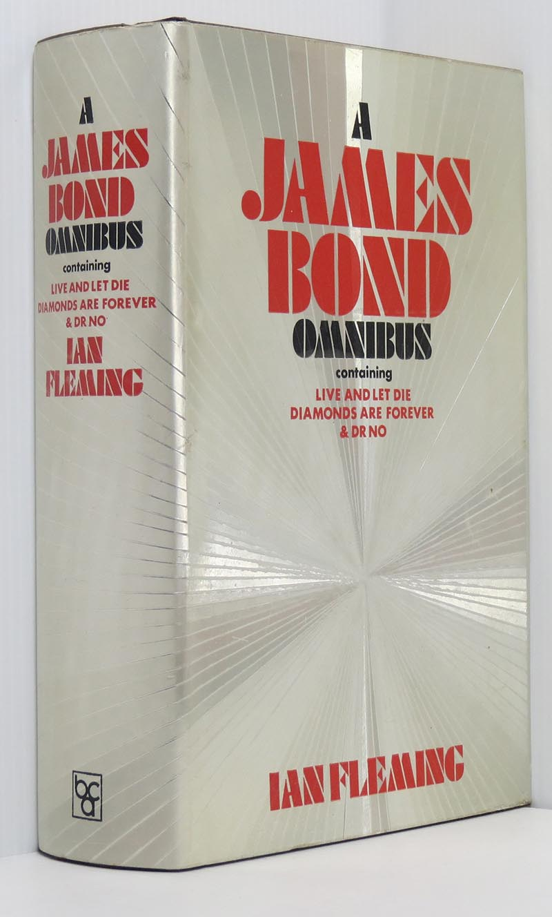 Image for A James Bond Omnibus: Live and Let Die, Diamonds are Forever and Dr No