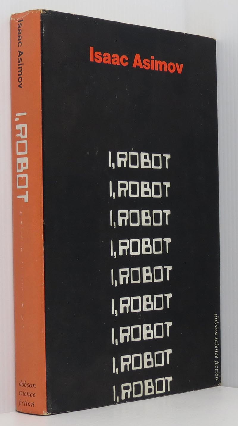 Image for I, Robot and Rest of the Robots (2 vols Dobson 1st/1st 1967)