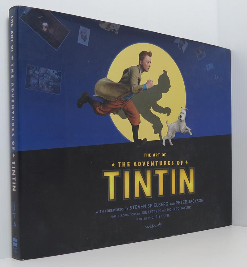 Image for The Art of the Adventures of Tintin.