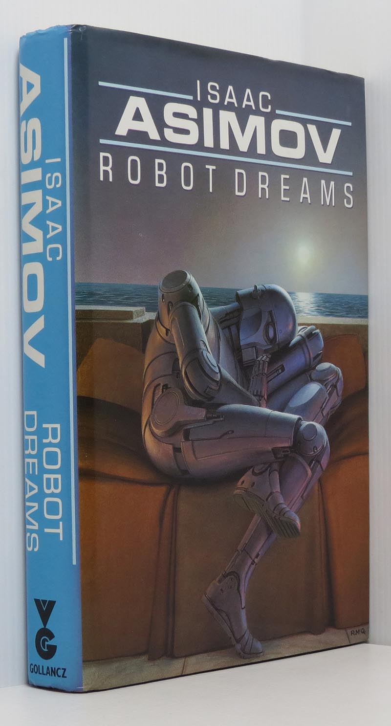 Image for Robot Dreams (Illustrated by Ralph McQuarrie)