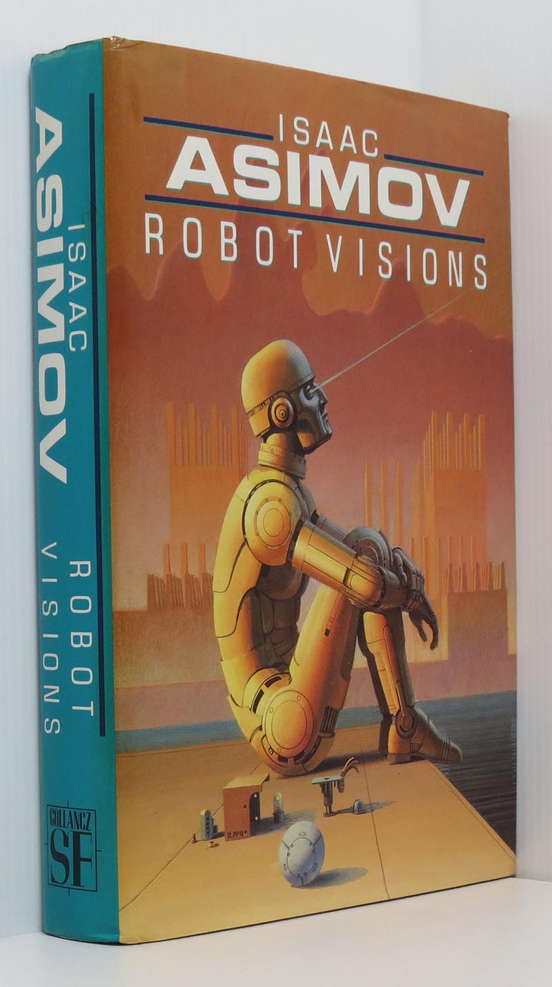 Image for Robot Visions (Illustrated by Ralph McQuarrie)