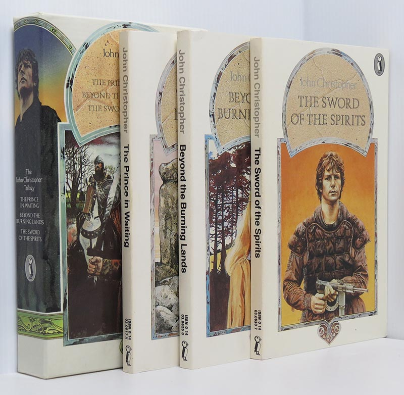 Image for The John Chistoper Trilogy Box Set: The Prince in Waiting; Beyond the Burning Lands; The Sword of the Spirits (Slipcased PBs 3 vols)