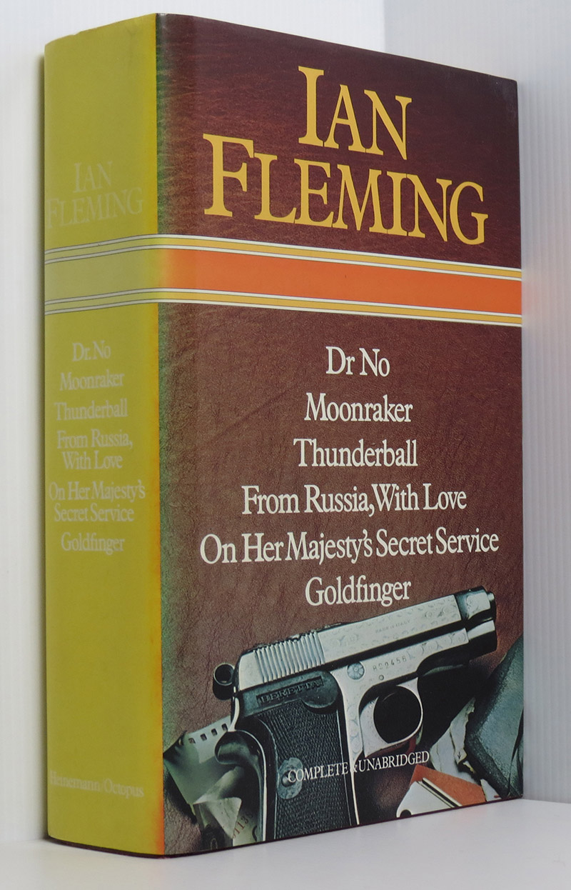 Image for Ian Fleming Omnibus (Dr No, Moonraker, Thunderball, From Russia, with Love, On Her Majesty's Secret Service, Goldfinger)