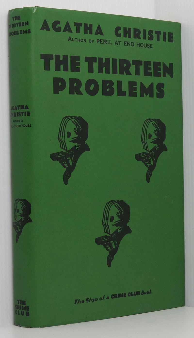 Image for The Thirteen Problems