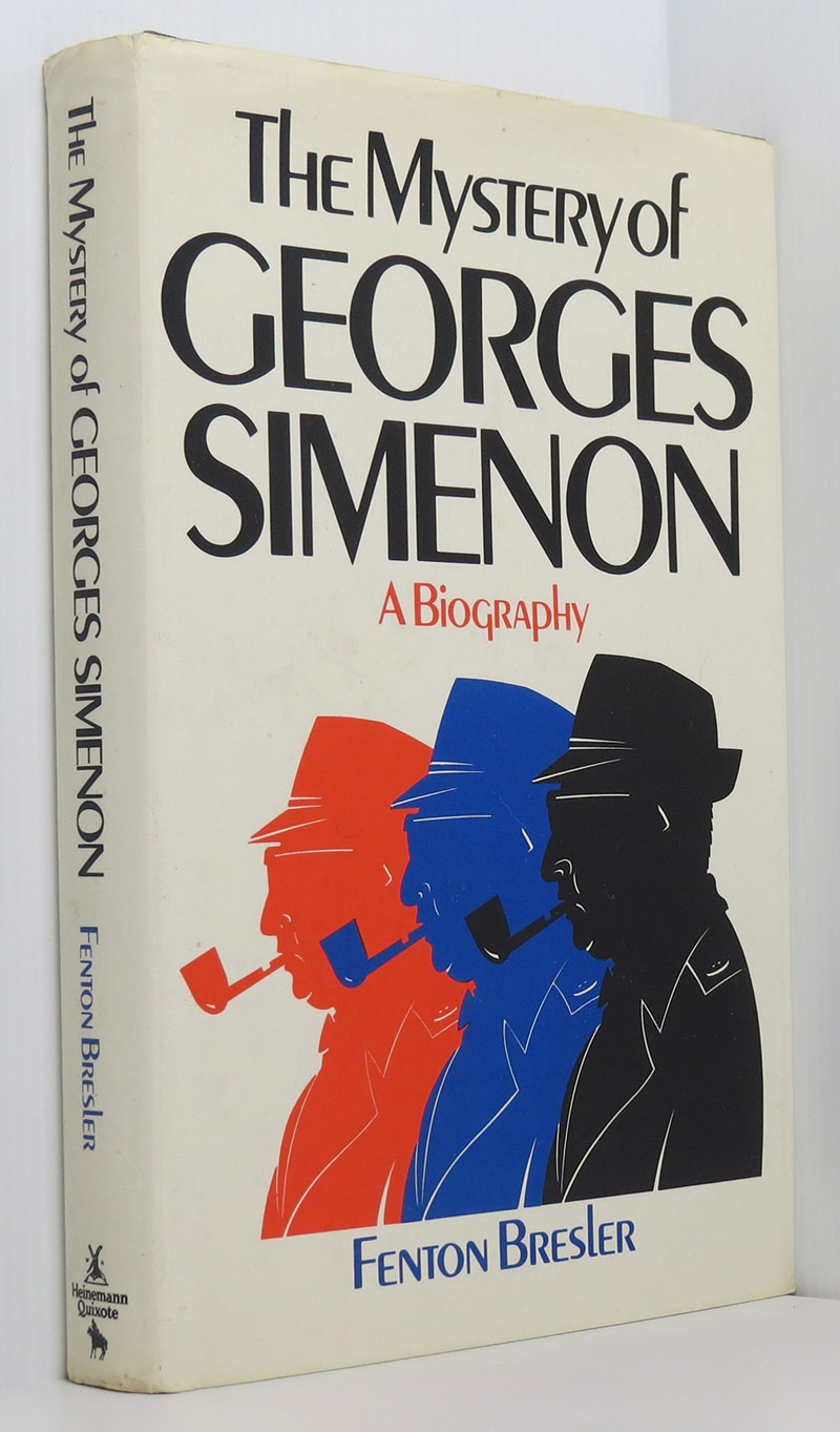 Image for The Mystery of Georges Simenon: A Biography
