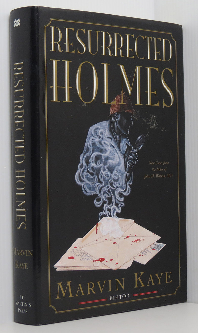 Image for The Resurrected Holmes: New Cases from the Notes of John H. Watson, M.D