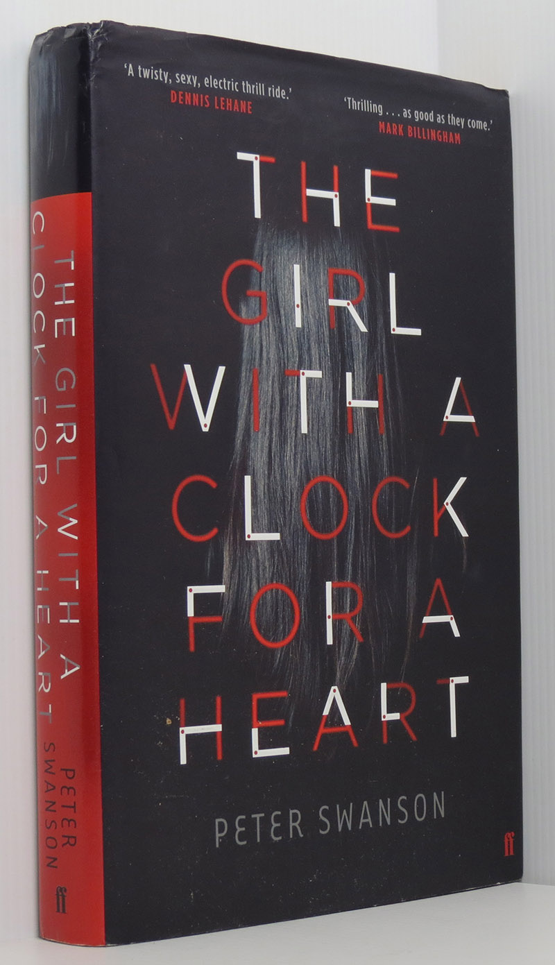 Image for The Girl With A Clock For A Heart