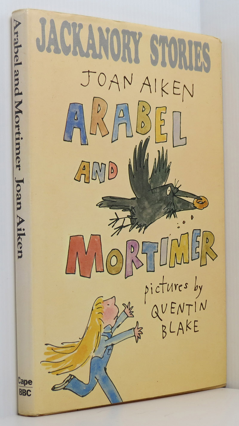 Image for Jackanory Stories Arabel and Mortimer Omnibus (Mortimer's Tie; The Spiral Stair; Mortimer and the Sword Excalibur)