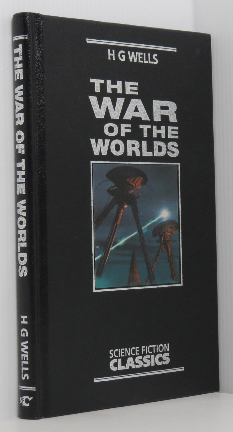 Image for The War of the Worlds (Science Fiction Classics Edition)