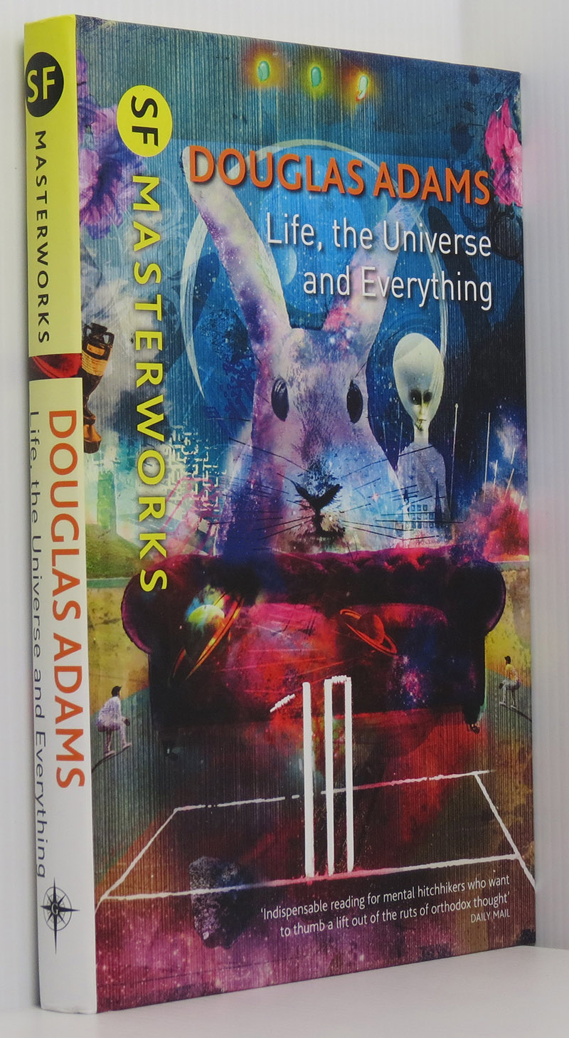 Image for Life, The Universe And Everything (S.F. MASTERWORKS)