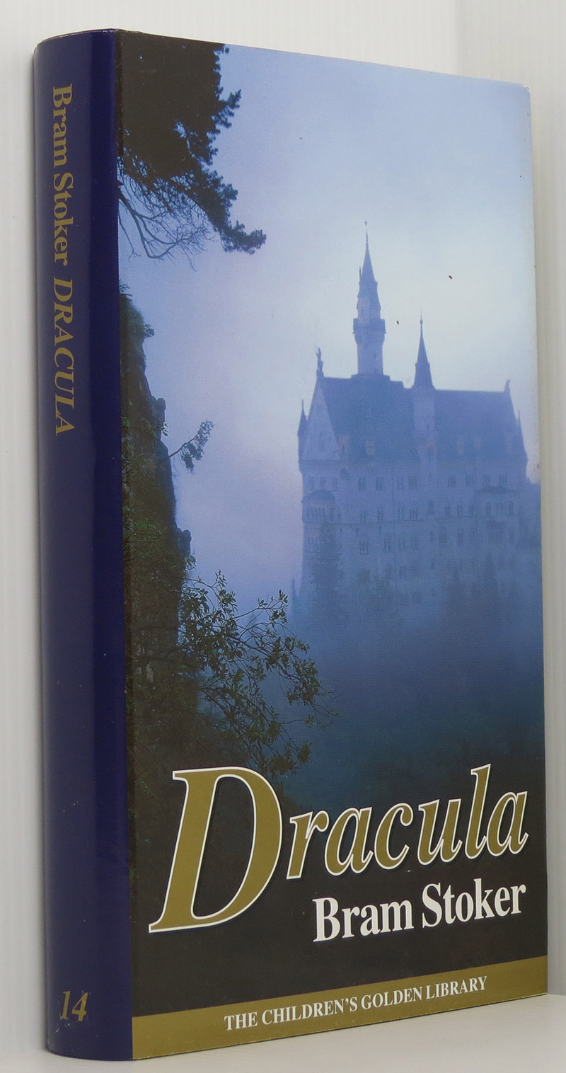 Image for Dracula (The Children's Golden Library Book 14)