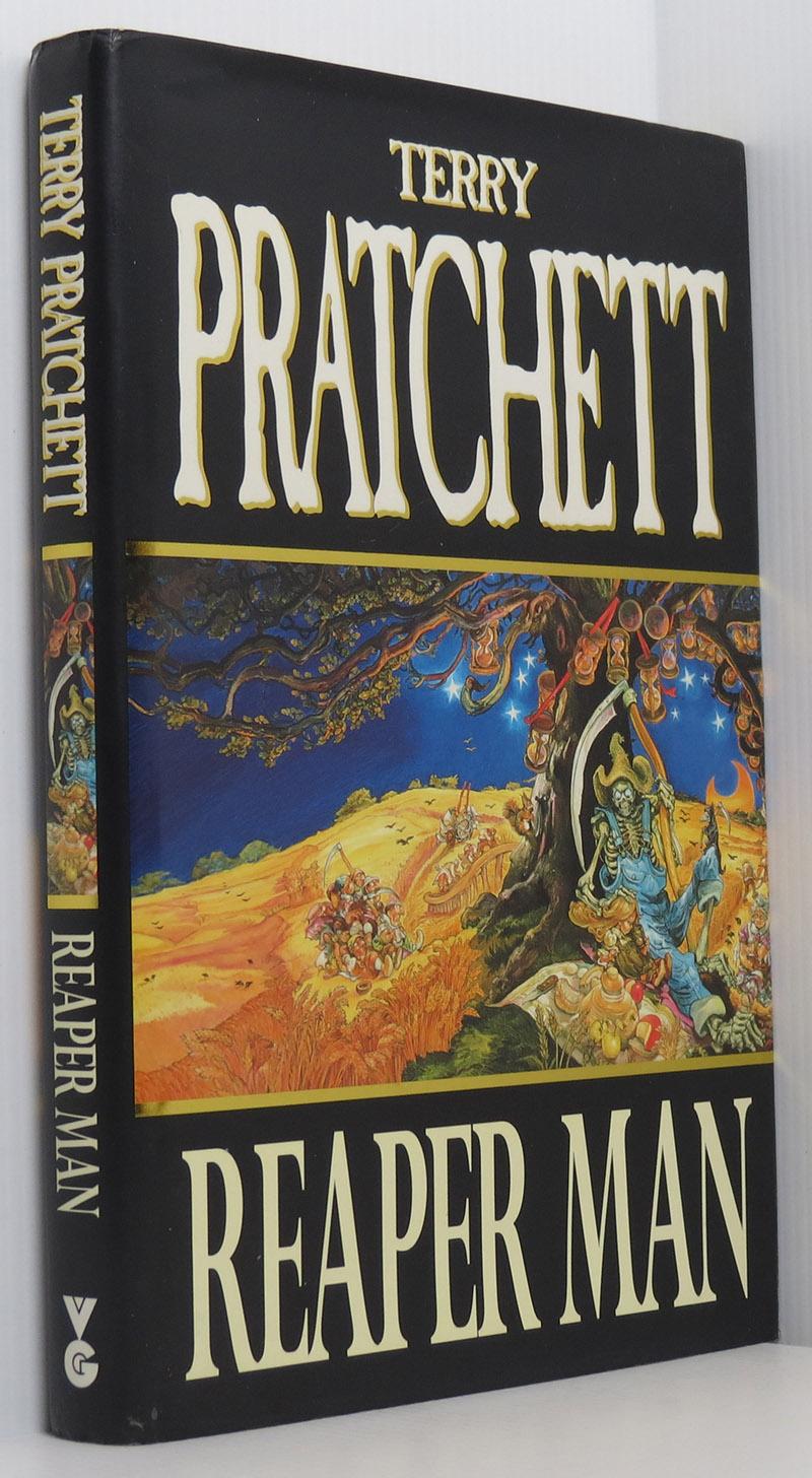 reaper man discworld novels
